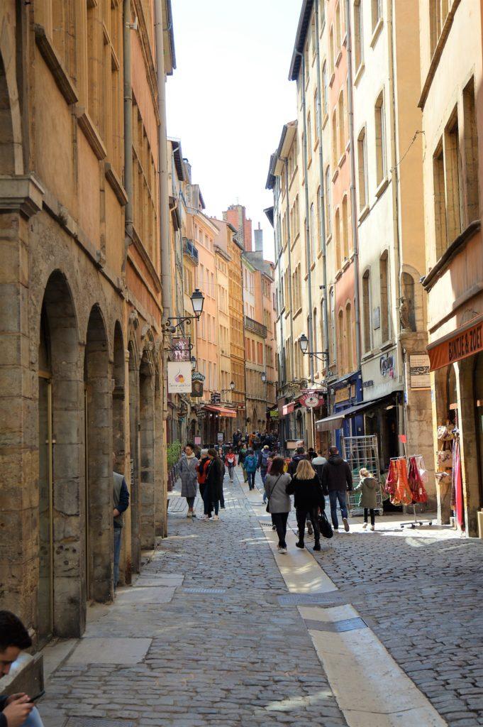 Strassen von Lyon