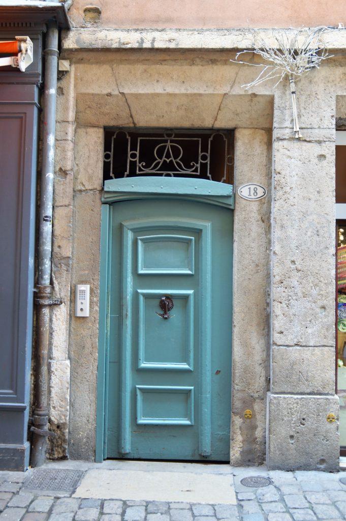 Lyon in Südfrankreich