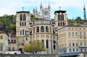 In Lyon mit A-ROSA
