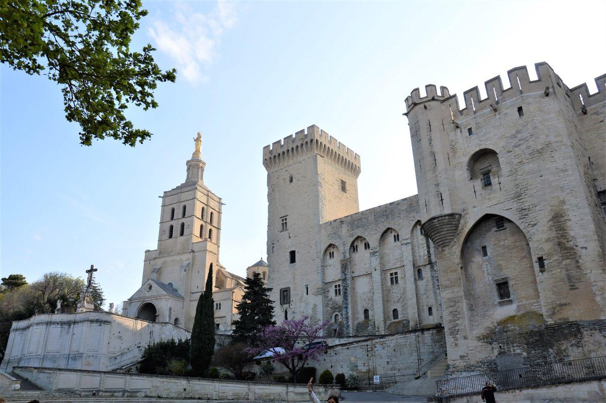 Papstpalast Aviginon