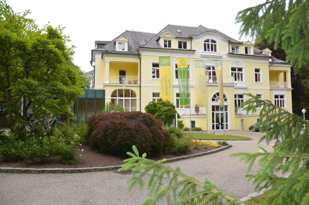 EurothermenResort Bad Hall – der gesunde Kraftort