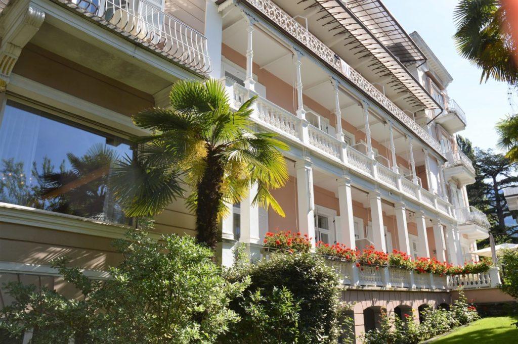 Urlaub im Hotel ADRIA im Herzen von Meran