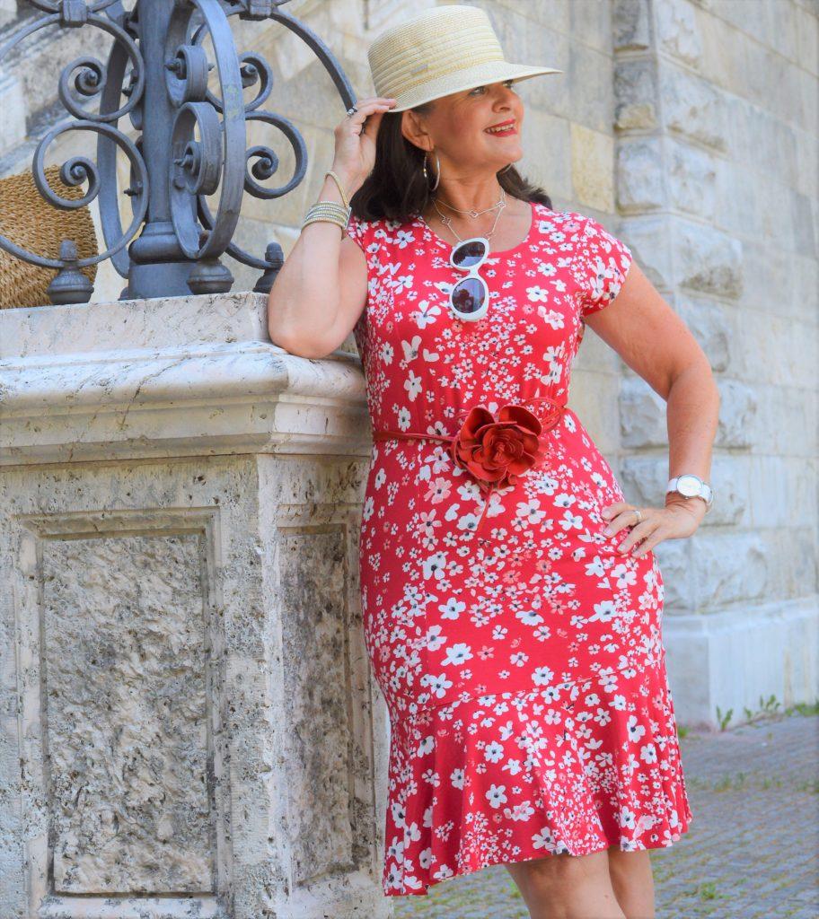 Gartenparty Outfit von Mona