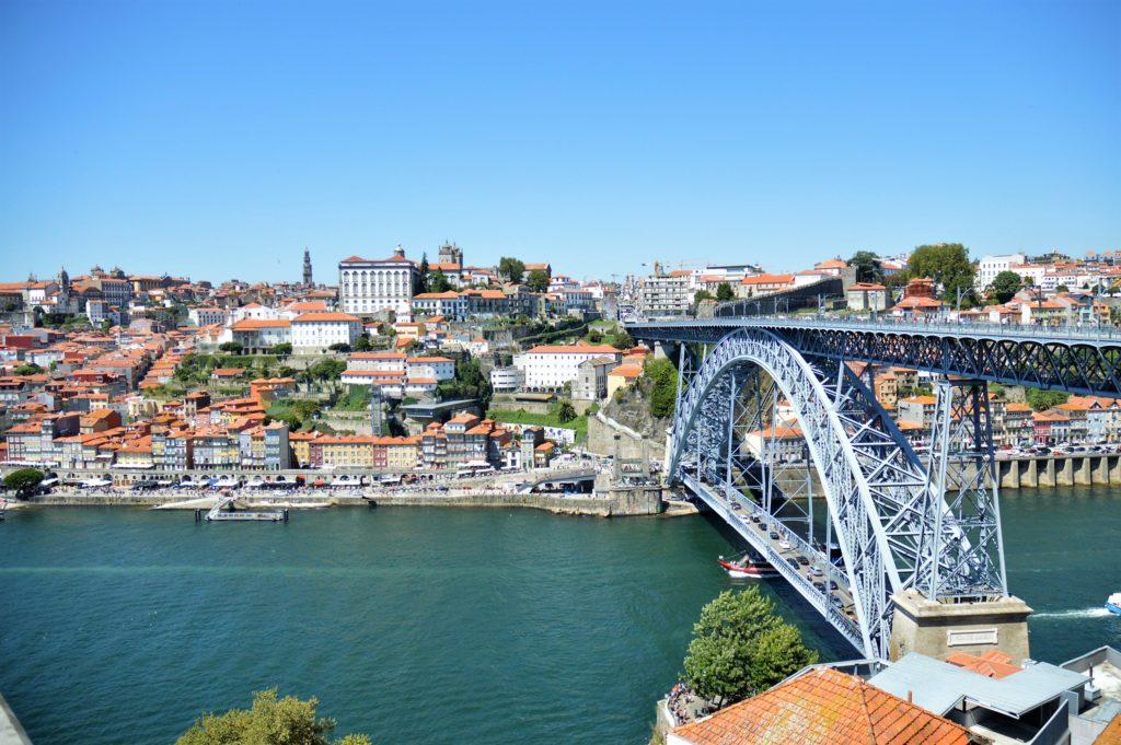 Porto Ausblick Eifelbrücke