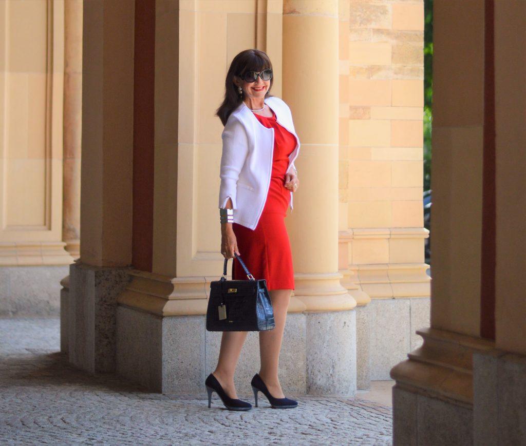 5 styling tipps für eine lady in red - martina berg - lady