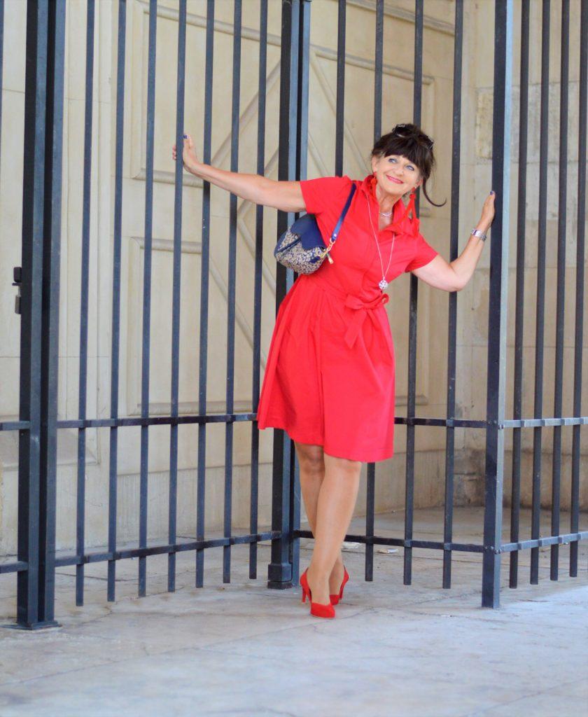 5 STYLING TIPPS für eine Lady in Red