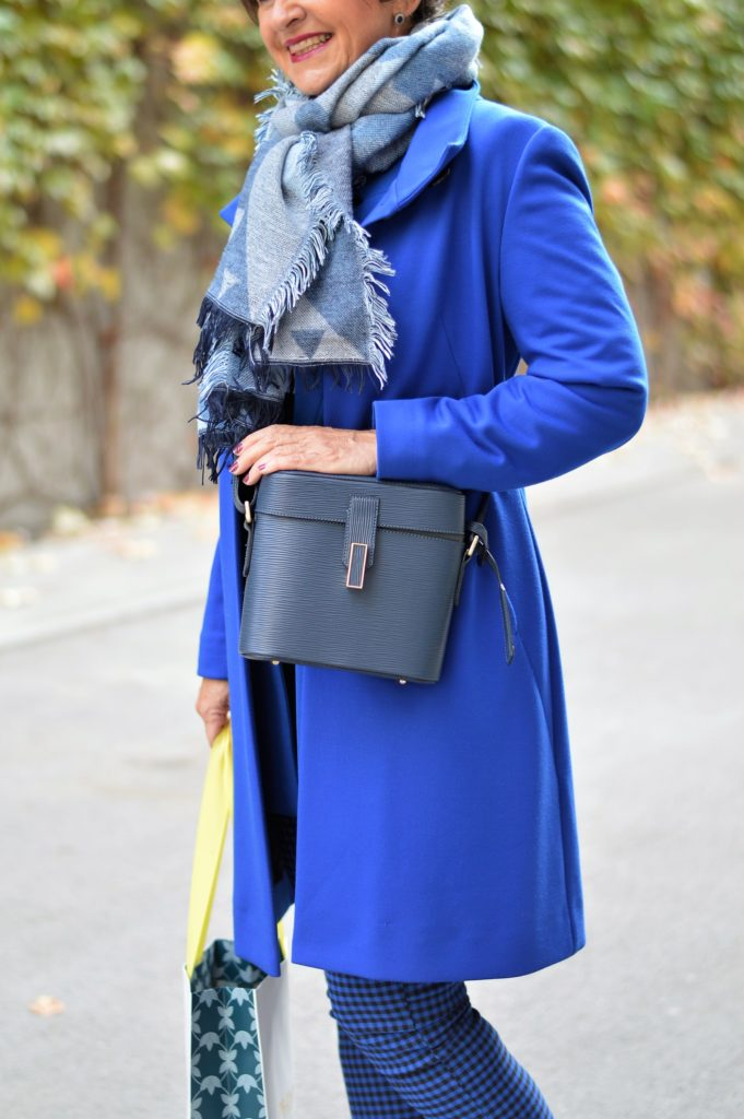 Picard Handtasche blau