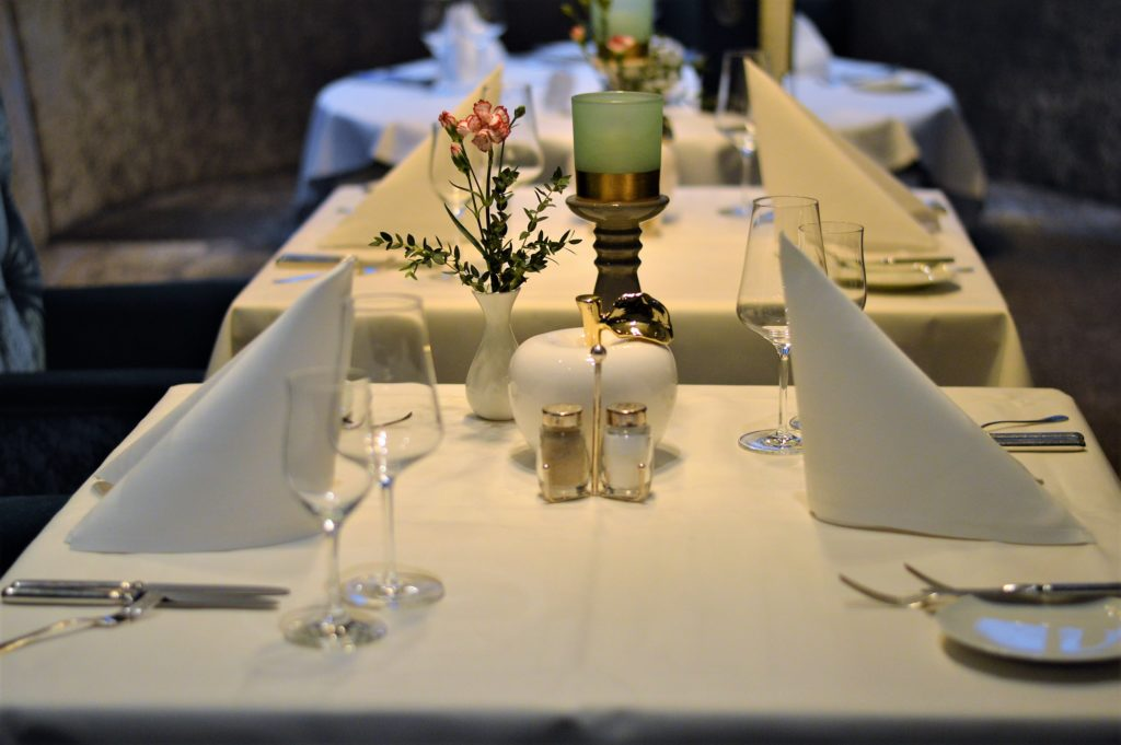 Hotel Holzapfel Restaurant
