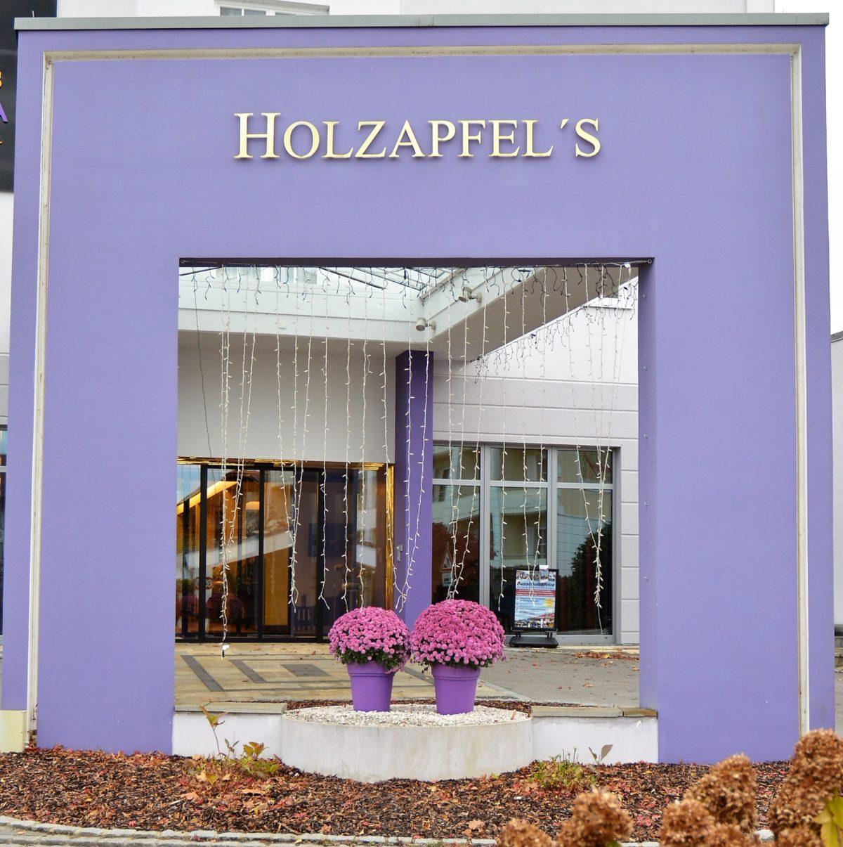 Eingang Holzapfel