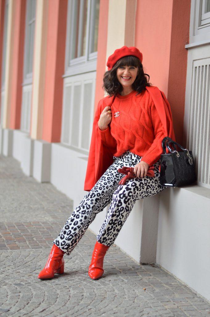 7 LOOKS FÜR 7 TAGE – Outfits für Dezember