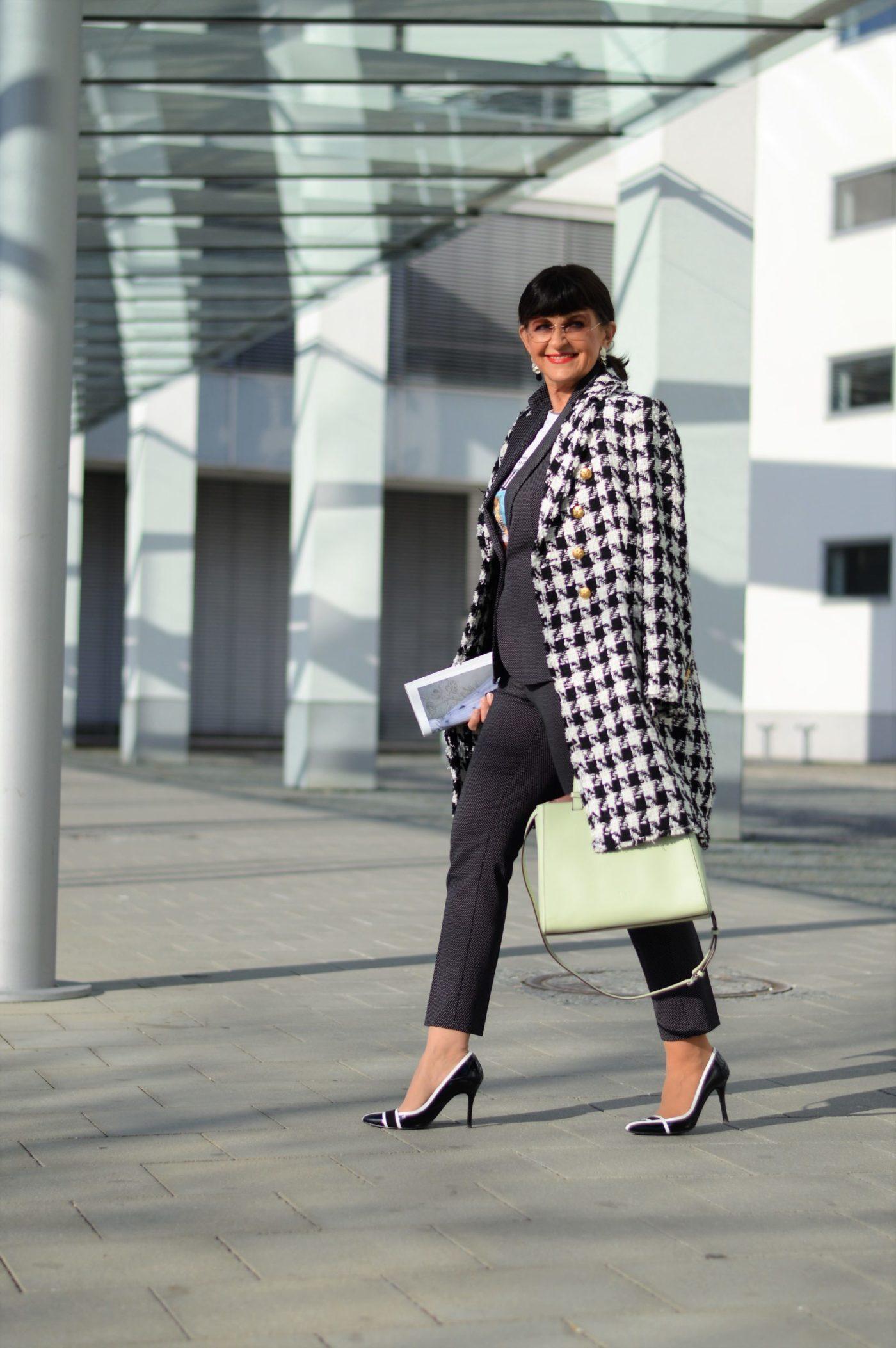 DER HOSENANZUG 8 Styling Tipps Martina Berg Lady 50plus
