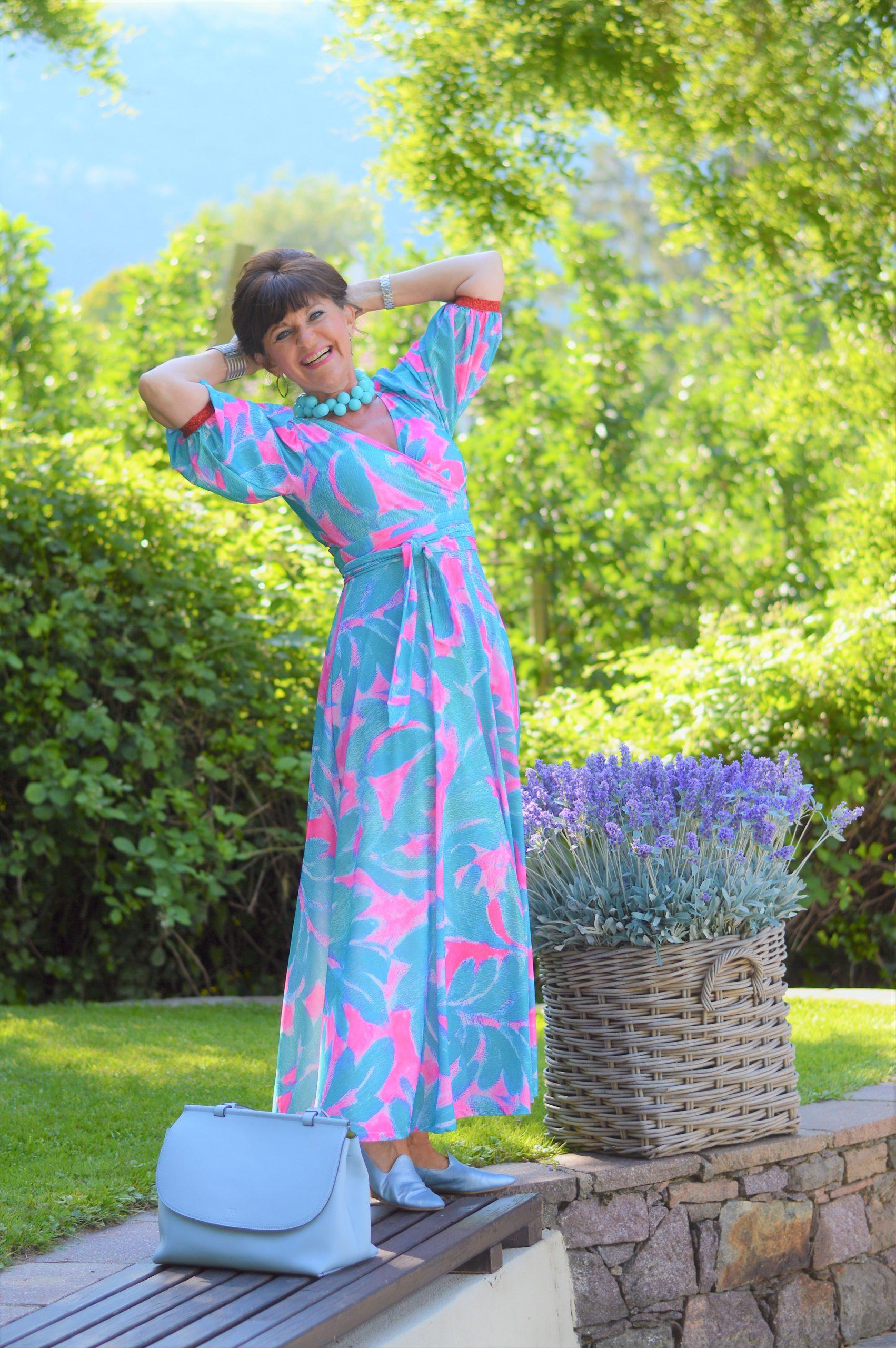 Der perfekte Sommerkleid aus Meran