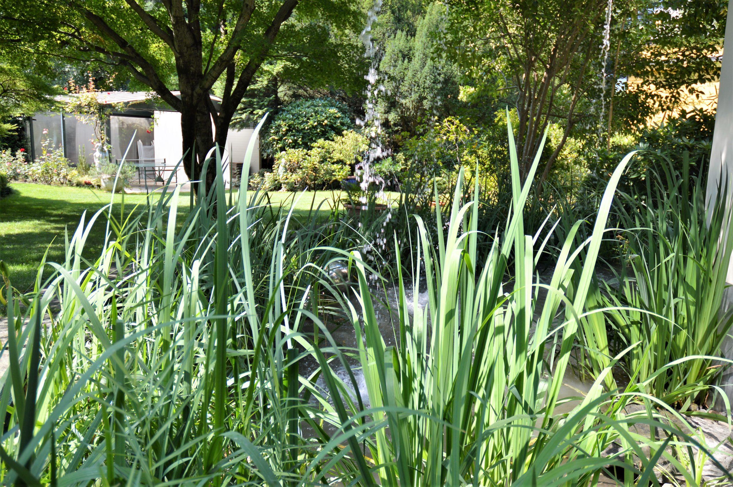 Gartenanlage Mignon Meran
