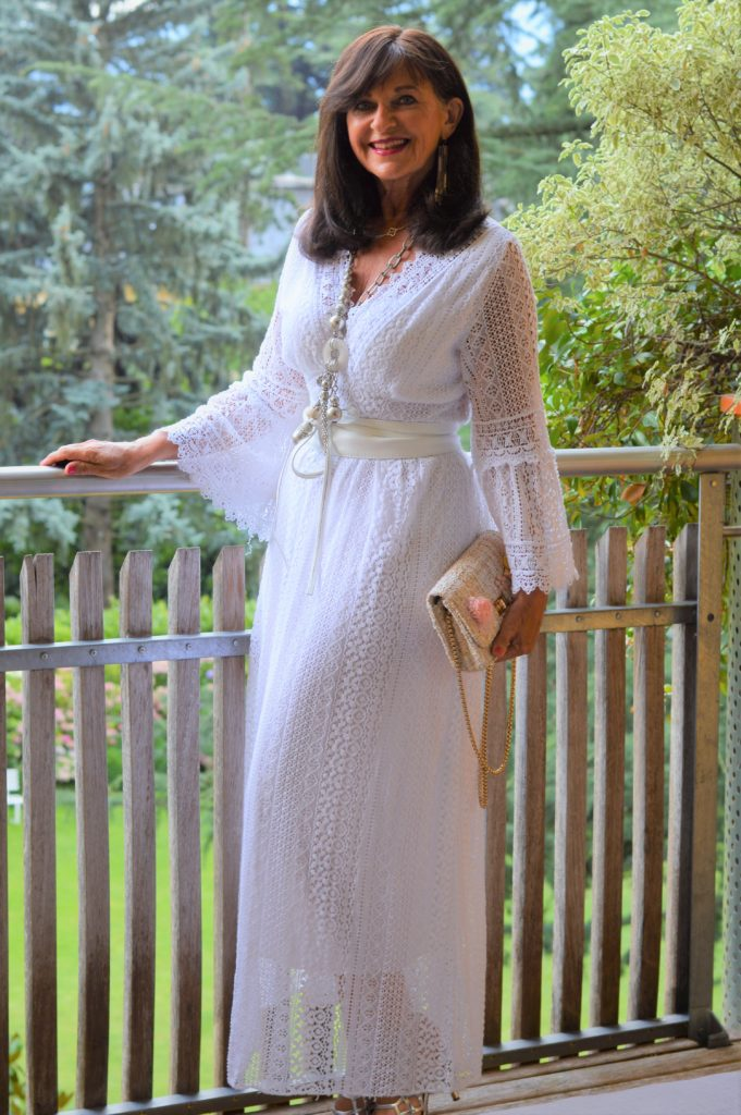 SOMMERLIEBLING: All White Outfits