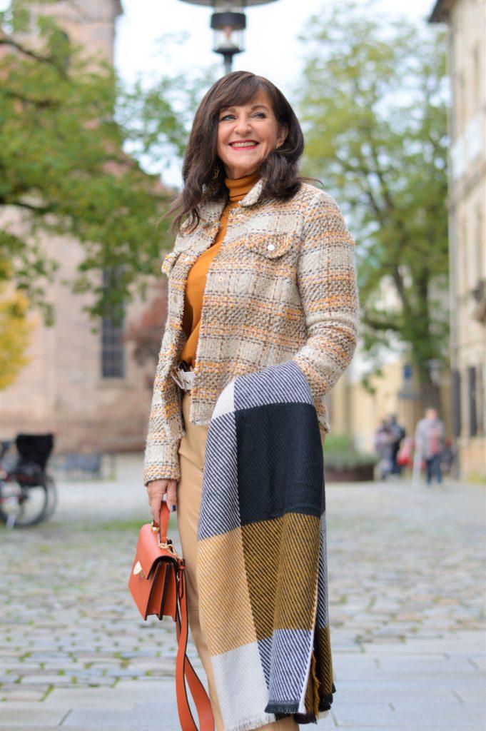 Die neue Herbstkollektion von Gerry Weber mit Lady 50plus