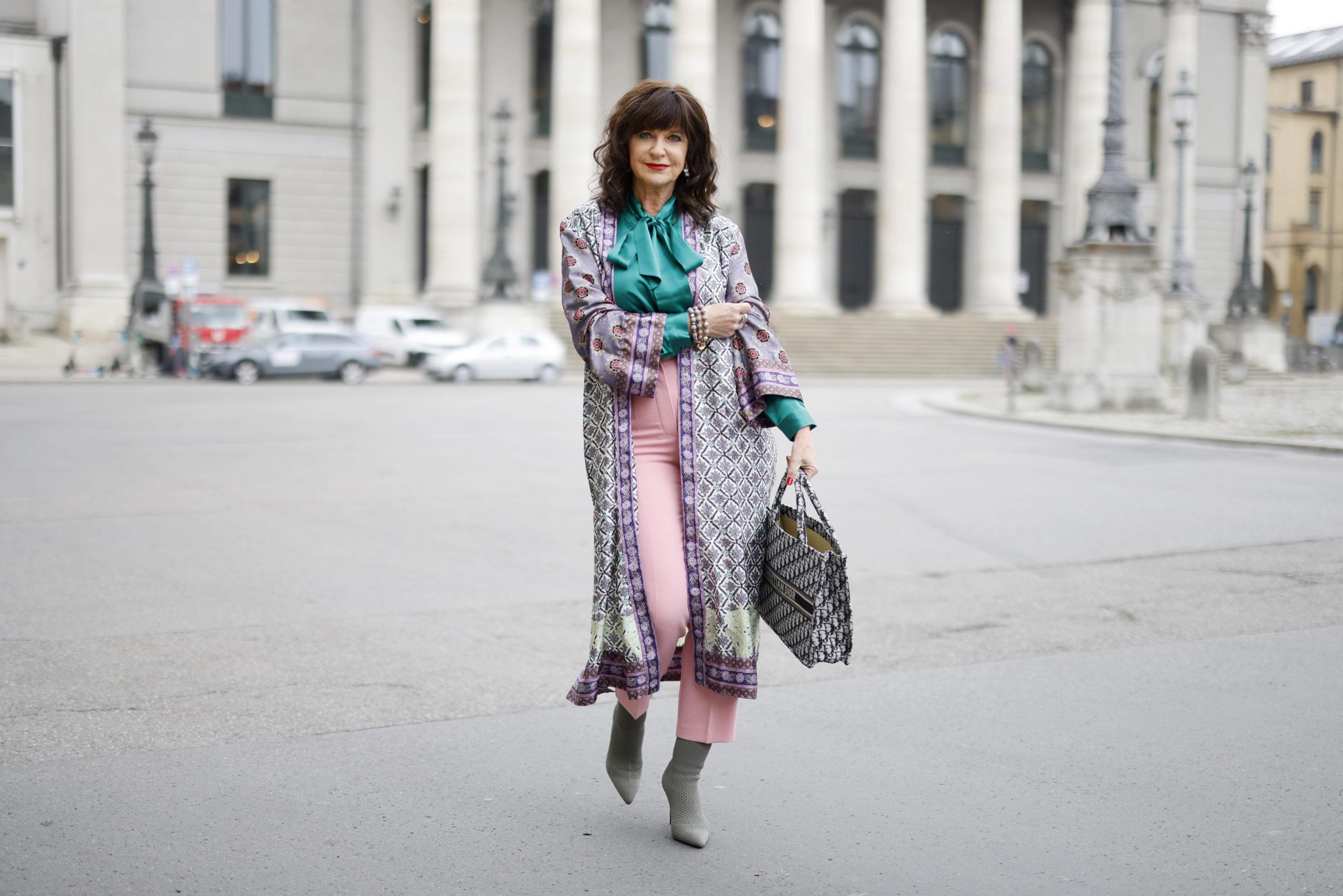 Street Style Lady 50plus