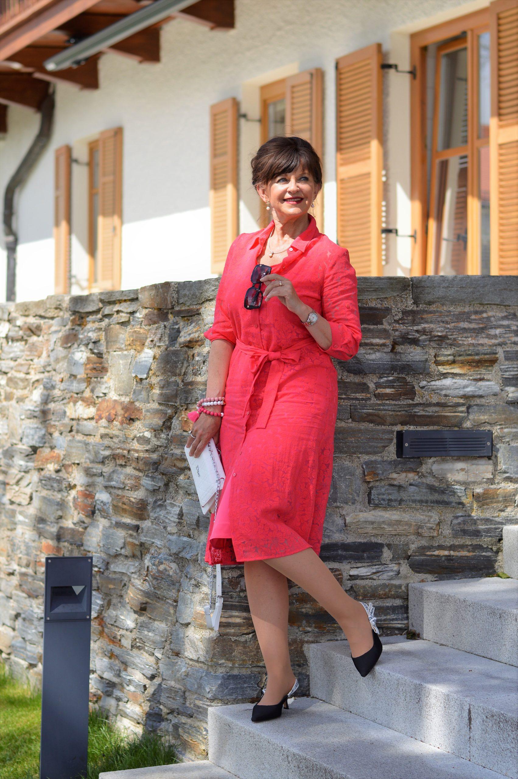 Hemdblusenkleid von MONA