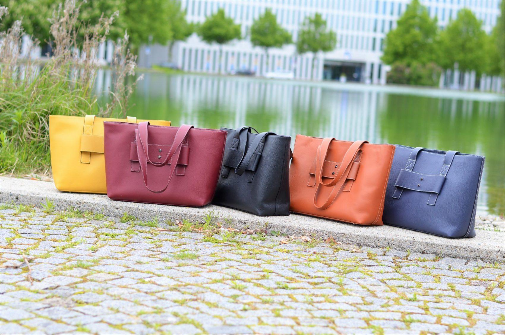 fünf Farben Taschenset