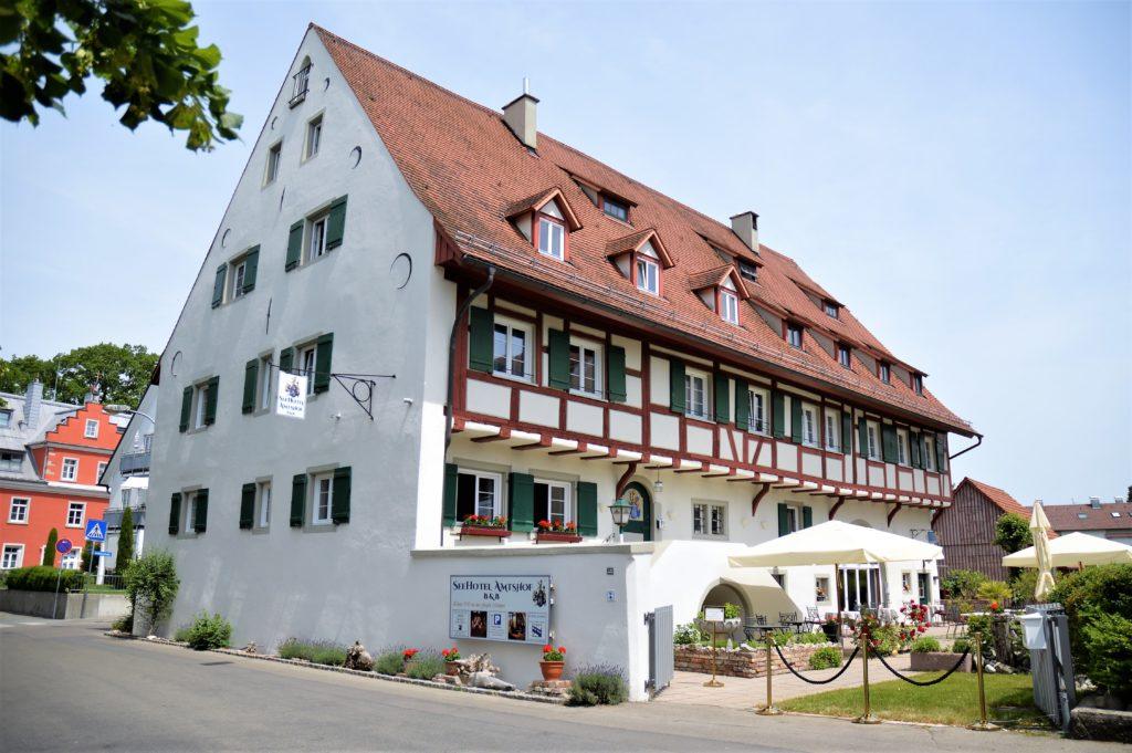 REISEZIEL DEUTSCHLAND – SEEHOTEL AMTSHOF am Bodensee