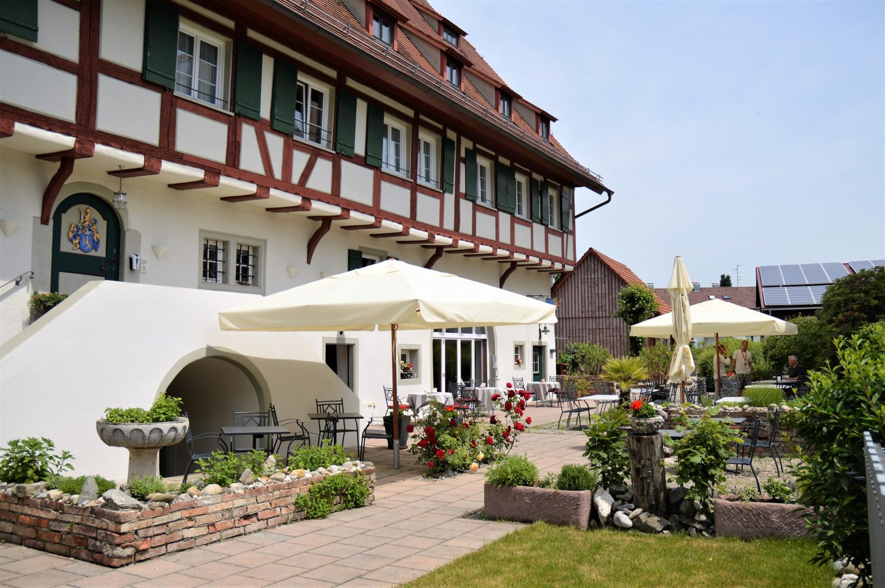 Seehotel Amtshof am Bodensee