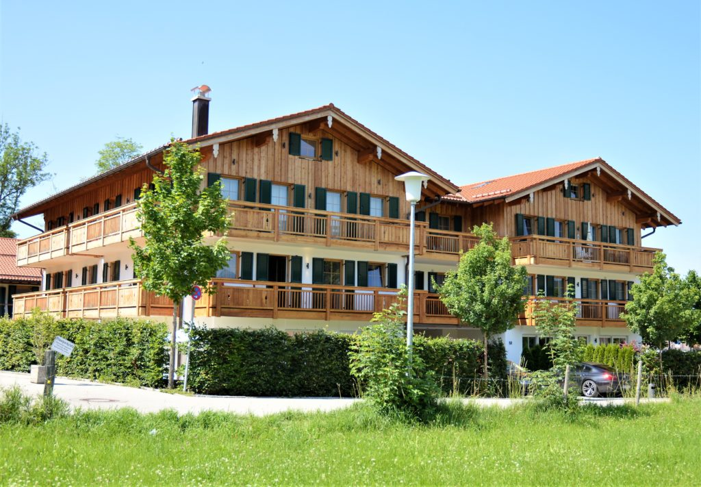 LUXURY APARTMENTS R6 Tegernsee im malerischen Bad Wiessee