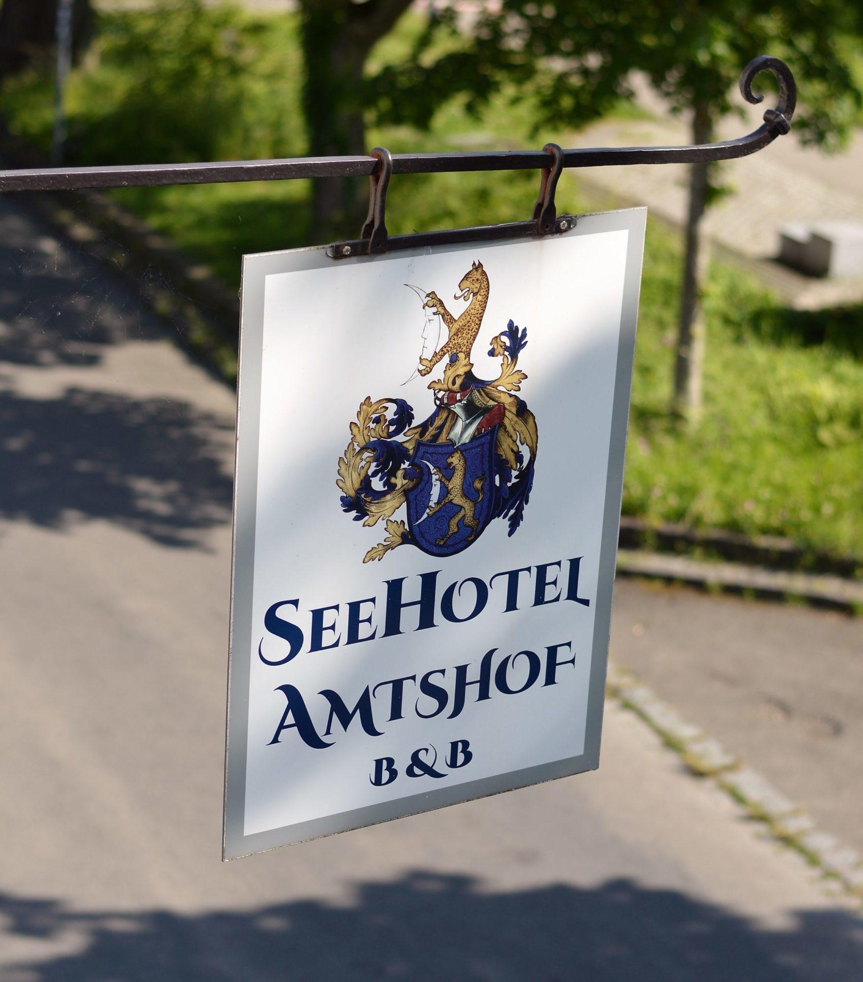 Urlaub im SEEHOTEL AMTSHOF am Bodensee