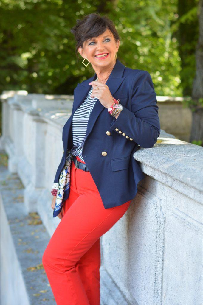 MARINE LOOK: Styling Tipps für den angesagten Stil!