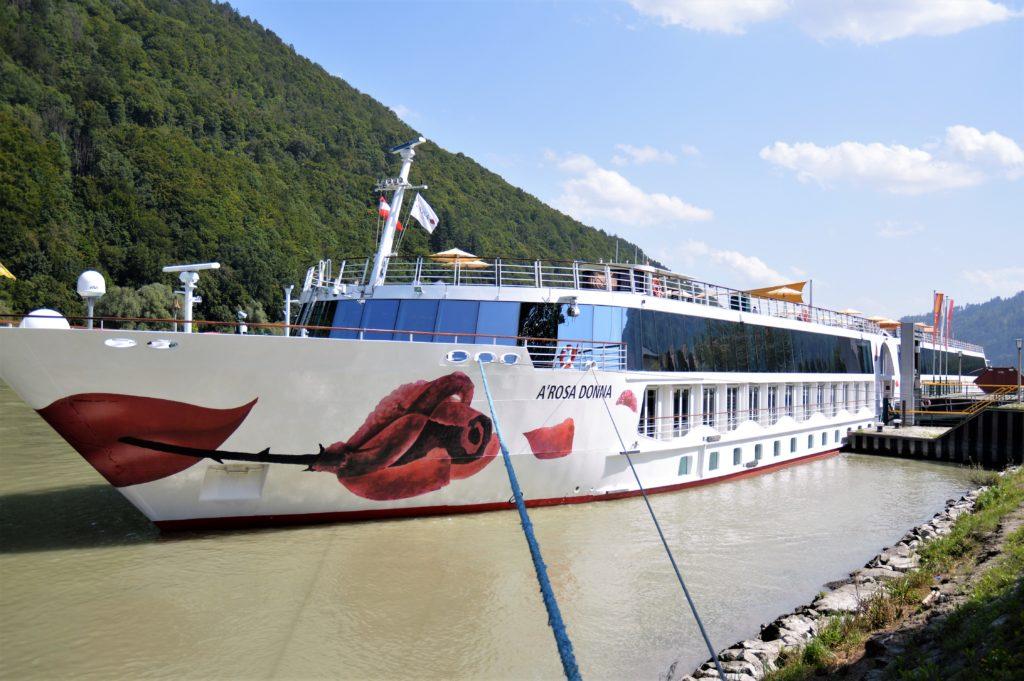 A-ROSA FLUSSKREUZFAHRT – von Passau nach Budapest