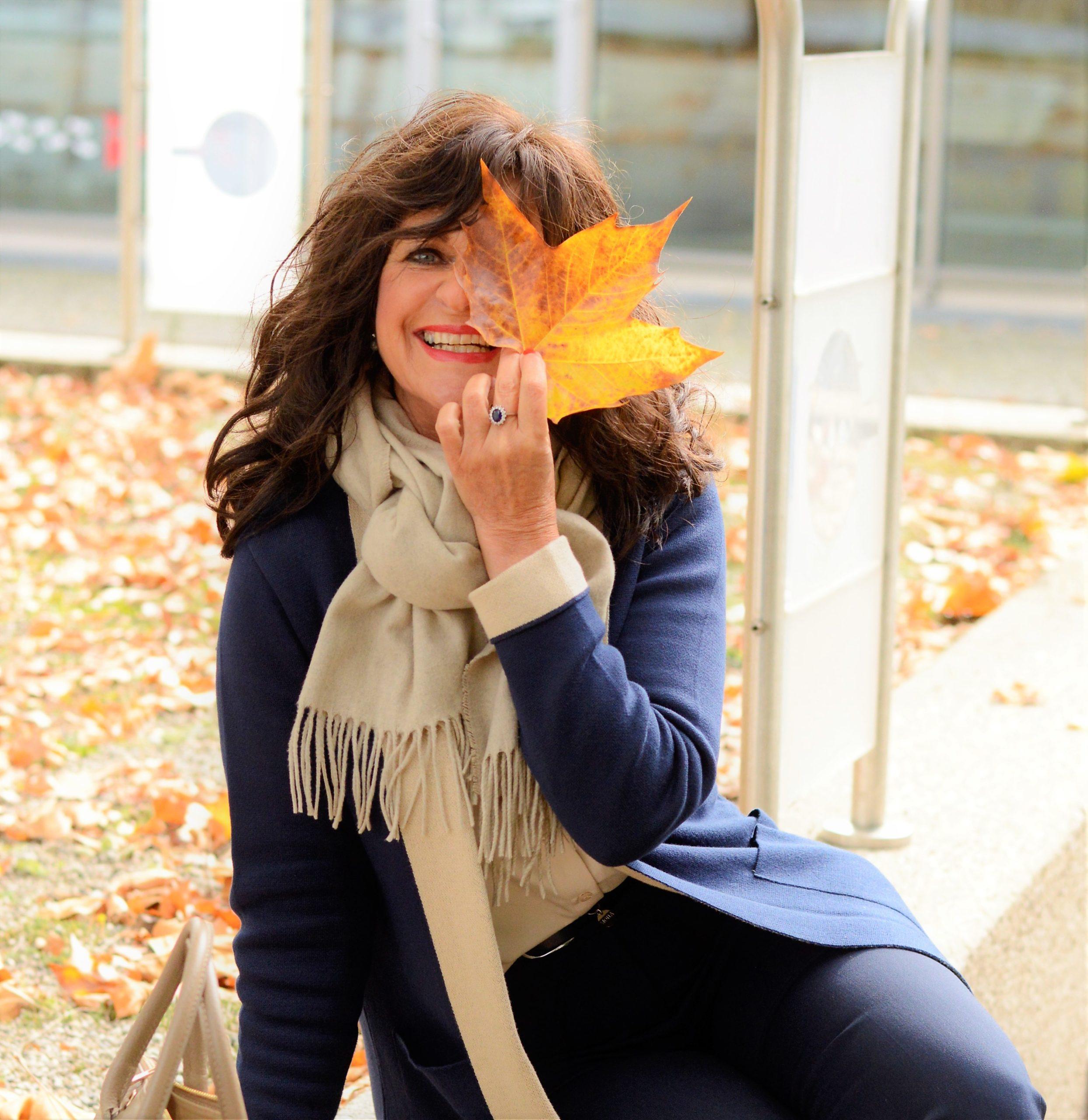 Herbstlook MONA mit Lady 50plus