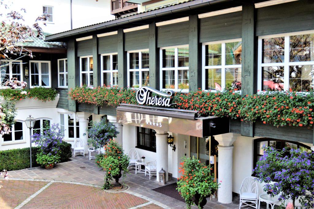 Hotel THERESA – das Wellness- und Geniesserhotel im Zillertal